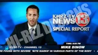 ZOMBIE APOCALYPSE: SPECIAL NEWS REPORT