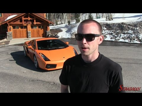 Lamborghini at age 26:  How I buy and sell cars for a profit