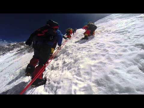 Amazing Video of Malavath Poorna's Everest climb: Youngest women in world to reach summit