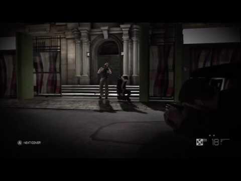 Splinter Cell: Conviction Behind Closed Doors (HD)