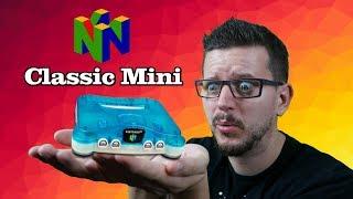 N64 classic mini - diese spiele müssen auf die konsole!