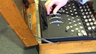 Enigma Machine - video 3