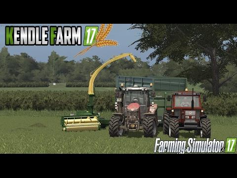 Farming Simulator 2017   KENDLE FARM 17  SP Silage (PC)