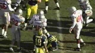 1993: Michigan 28 Ohio State 0 (PART 1)