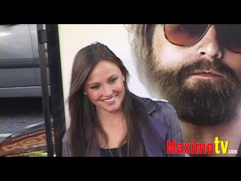 BRIANA EVIGAN at THE HANGOVER Premiere
