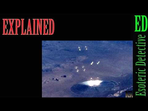 EXPLAINED: Recent Nevada UFO is Probably Solar Energy Array