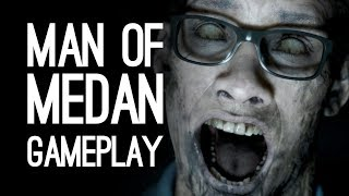 Man of Medan Gameplay: Let