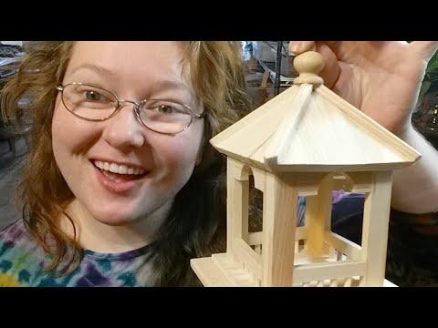 Fairy House Sculpt Live!