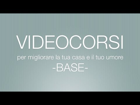 Shabby Chic IL VIDEO CORSO BASE  YouTube