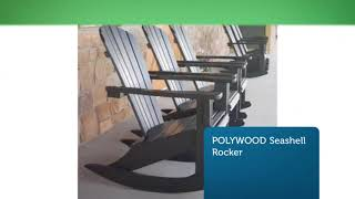 Buy Polywood Deep Seating Chairs & Rocking Chairs at Polywood Furniture