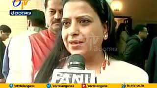 Pratibha Advani BJP's Answer to Congress Heavyweight Digvijaya Singh | in Bhopal