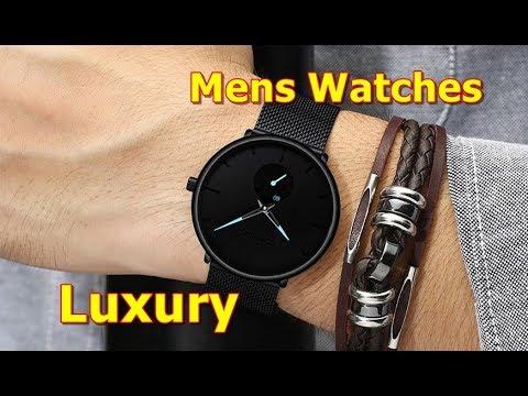 1bc5226919b BEST mens watches under 50 Crrju Top Brand Luxury Watches Men ...