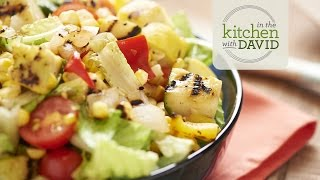 How To Make Grilled Chopped Salad With Home-style Ranch