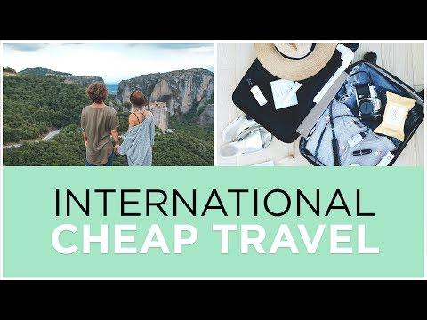 How To Travel Abroad On A Serious Budget