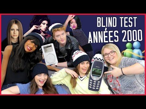 BLIND TEST Le Meilleur Des Années  avec ADELE et LUCIOLE