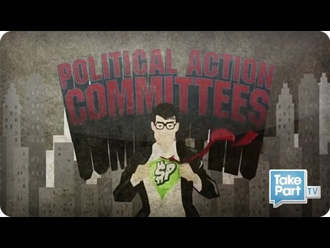 Super PACs - What Are They?⎢Civics in a Minute⎢TakePart TV
