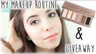My Everyday Makeup Routine + GIVEAWAY! 2014 Thumbnail