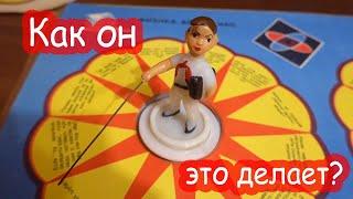 кто быстрей - настольная игра из СССР
