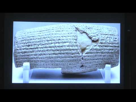 The Cyrus Cylinder: Uses, Misuses, and Contemporary Iran
