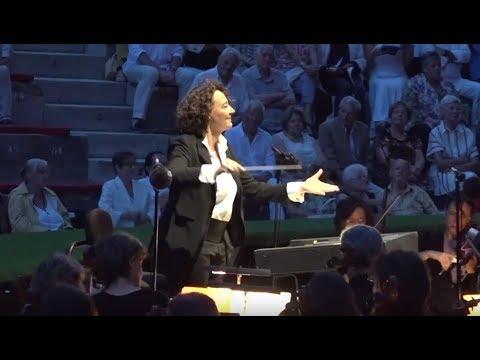 Nathalie Stutzmann: making of opera production Mefistofele Boito