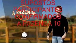A FAZENDA 10 HOJE AS 22;45 NA RECORD TV