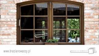 Okna drewniane - Bracia Nowaccy
