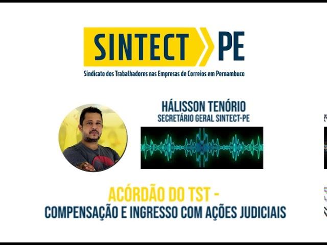 SINTECT-PE informa sobre compensação e ingresso de ações judiciais pelas entidades de base e FENTECT