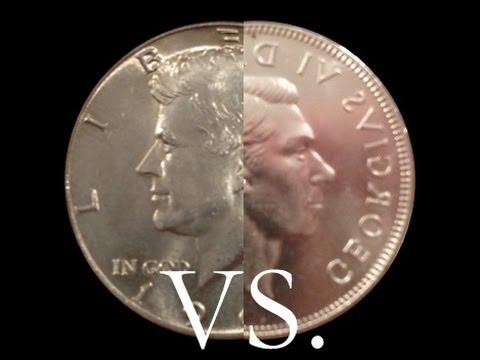 U.S. Versus Canada Half Dollars - The Silver Investor's Winner Is??