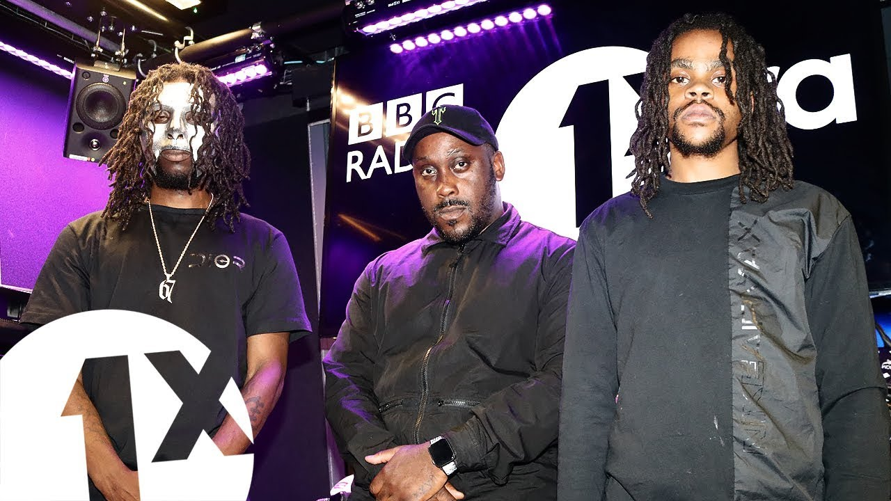 LD & Dimzy (67) - Voice Of The Streets Freestyle W/ Kenny Allstar on 1Xtra