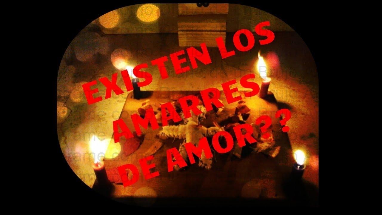 3372a83aa58 EXISTEN LOS AMARRES DE AMOR ? / EXISTE LA BRUJERIA ? / EXISTE LA MAGIA ?/  FUNCIONAN LOS AMARRES?