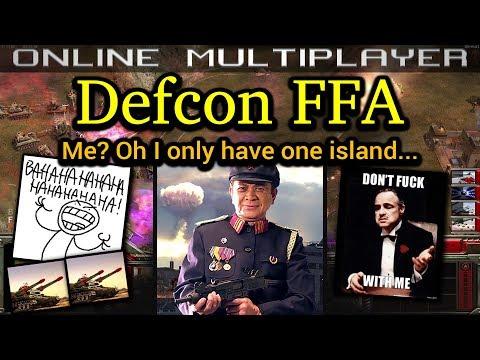 Defcon FFA - Nuke General - Pro Rules