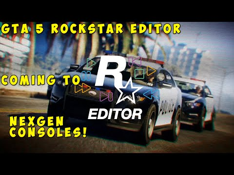 GTA V - Title Update to Bring Rockstar Editor to Next Gen Consoles