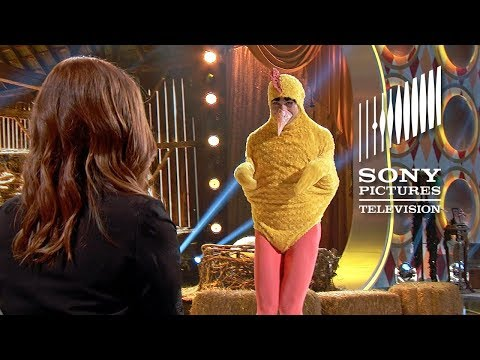 Sethward The Chicken - The Gong Show