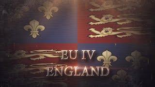 EU IV - Прохождение за Англию #5: Война Роз.