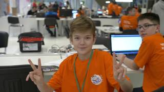 видео Соревнования по робототехнике глазами педагога