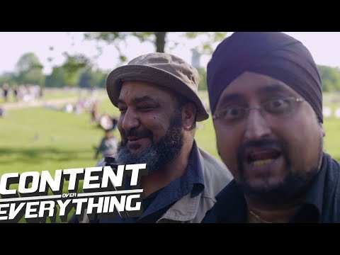 Raj Confronts Omar | Omar Calls Raj A Wasteman | Speakers Corner