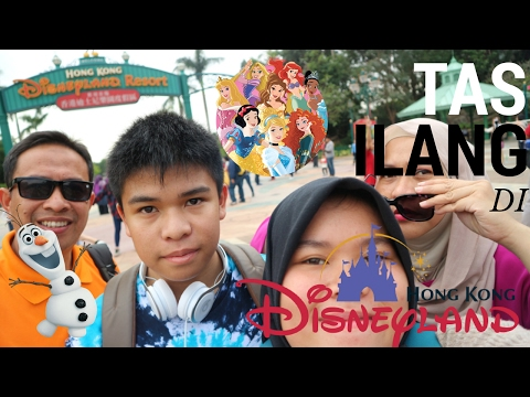 #ABCDVLOG 3: Day 2 - TAS ILANG DI DISNEYLAND HK?!?! (Travel