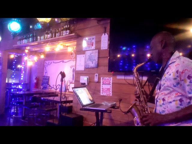 All of Me by John Legend reggae version on sax