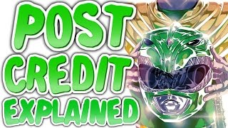 Post Credit Scene Explained - Power Rangers