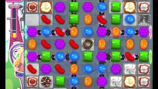 Candy crush level 1256 HD no booster
