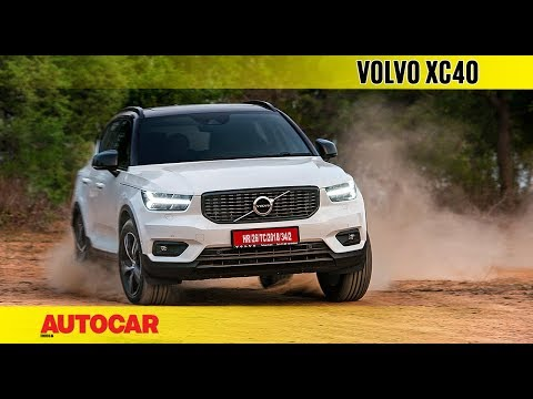 Volvo XC40 | India Drive Review | Autocar India