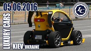 Смотреть видео Дилер Overfinch в Киеве и Украине