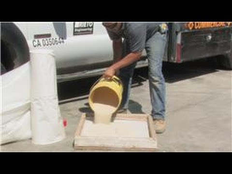 Concrete & Masonry : How to Stop Moisture in a Concrete Floor