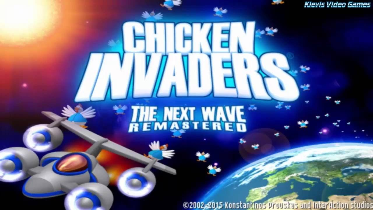 Chicken invaders 2: the next wave download on games4win.