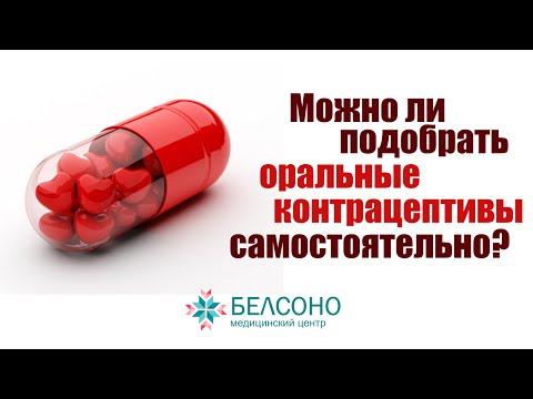 Новейшие гормональные и оральные контрацептивы на