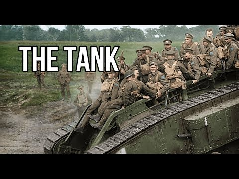 They Shall Not Grow Old - The Tank