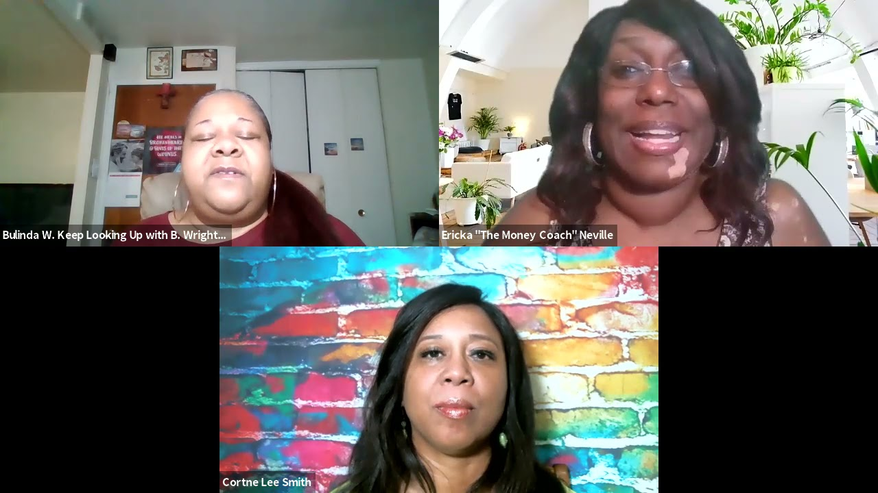 I'm Taking Back My Life Interview with Ericka Neville and Cortne Lee Smith