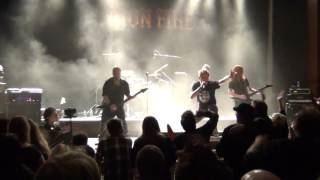 Iron fire - Kill For Metal, Skien, Norway 2012