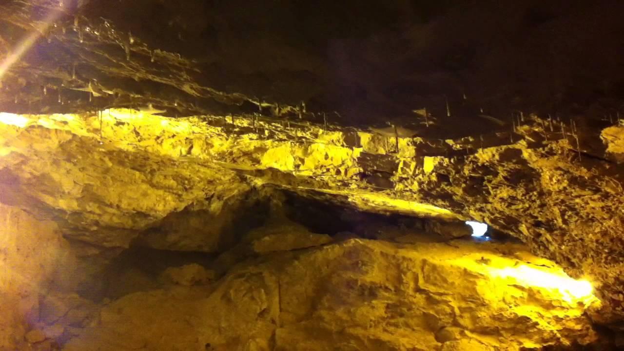 How do stalactites and stalagmites form? - YouTube