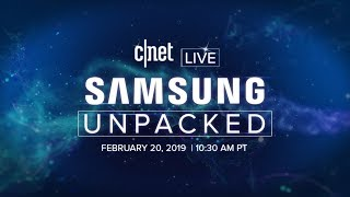 Samsung's Galaxy S10 event: Watch CNET's live coverage here